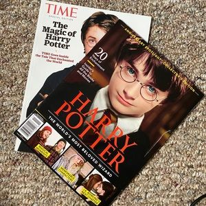 Other - Harry Potter Collectible Magazines